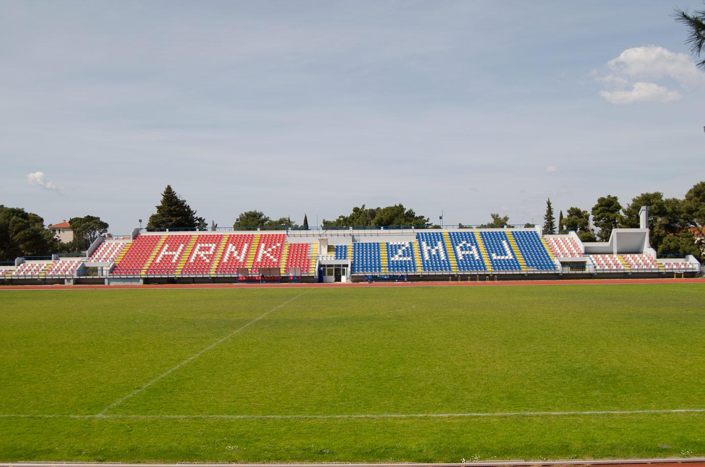 gradski stadion Makarska