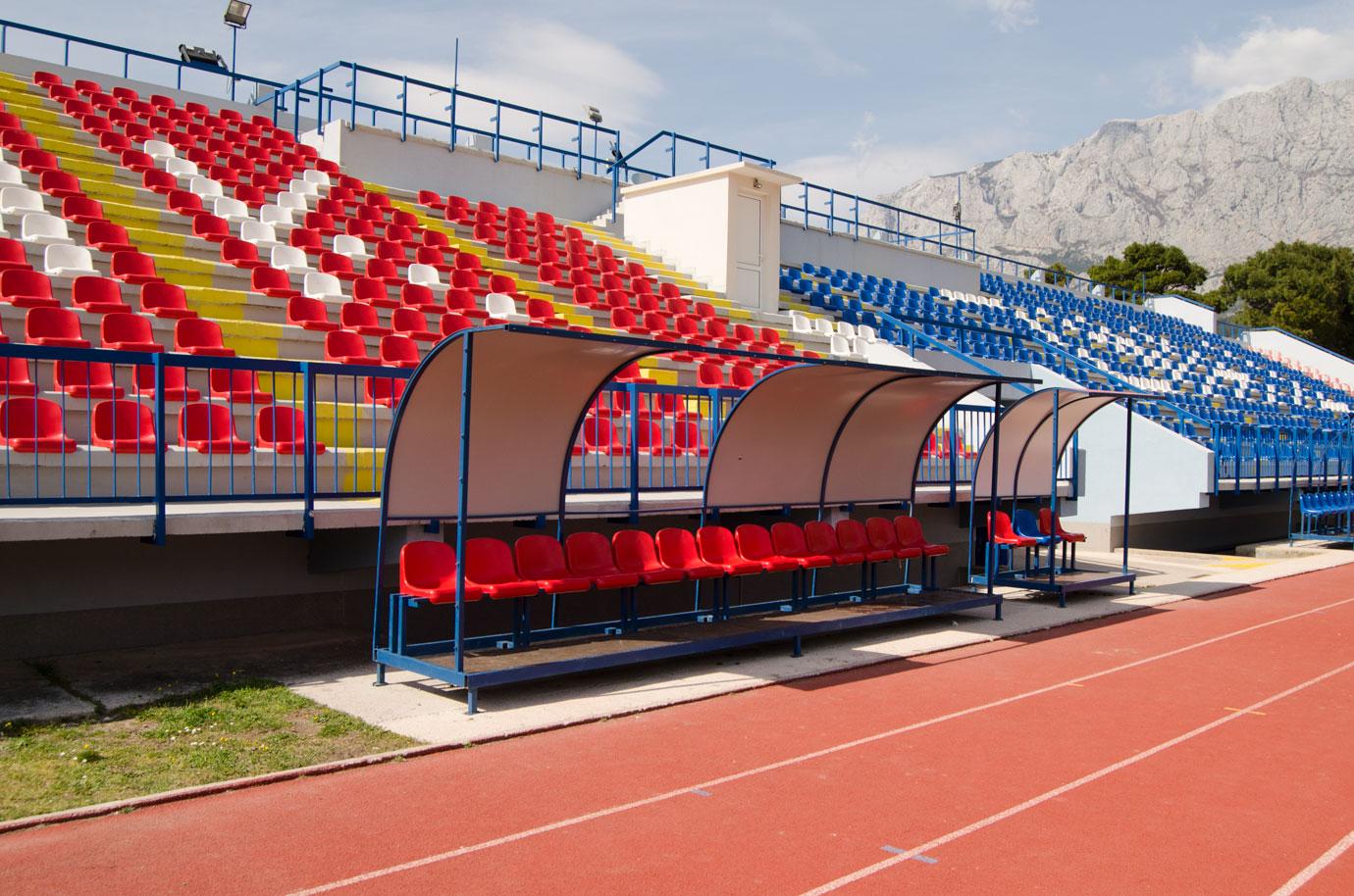sportski stadion Makarska