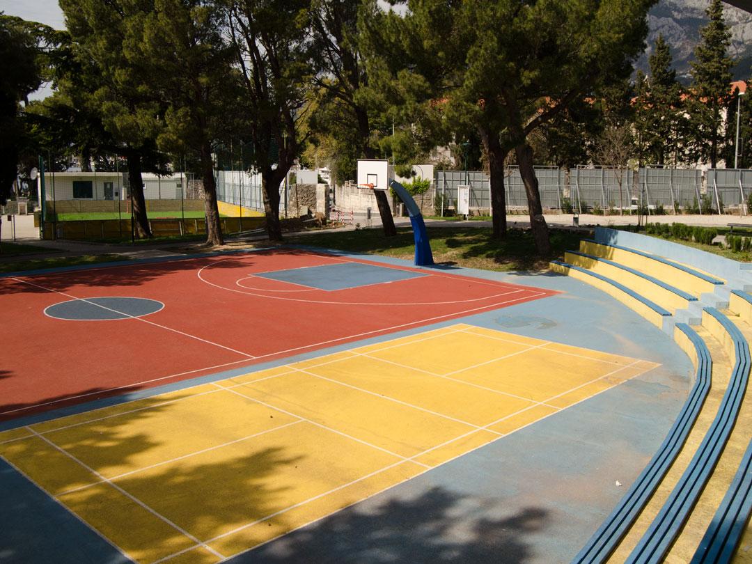 košarskaški teren