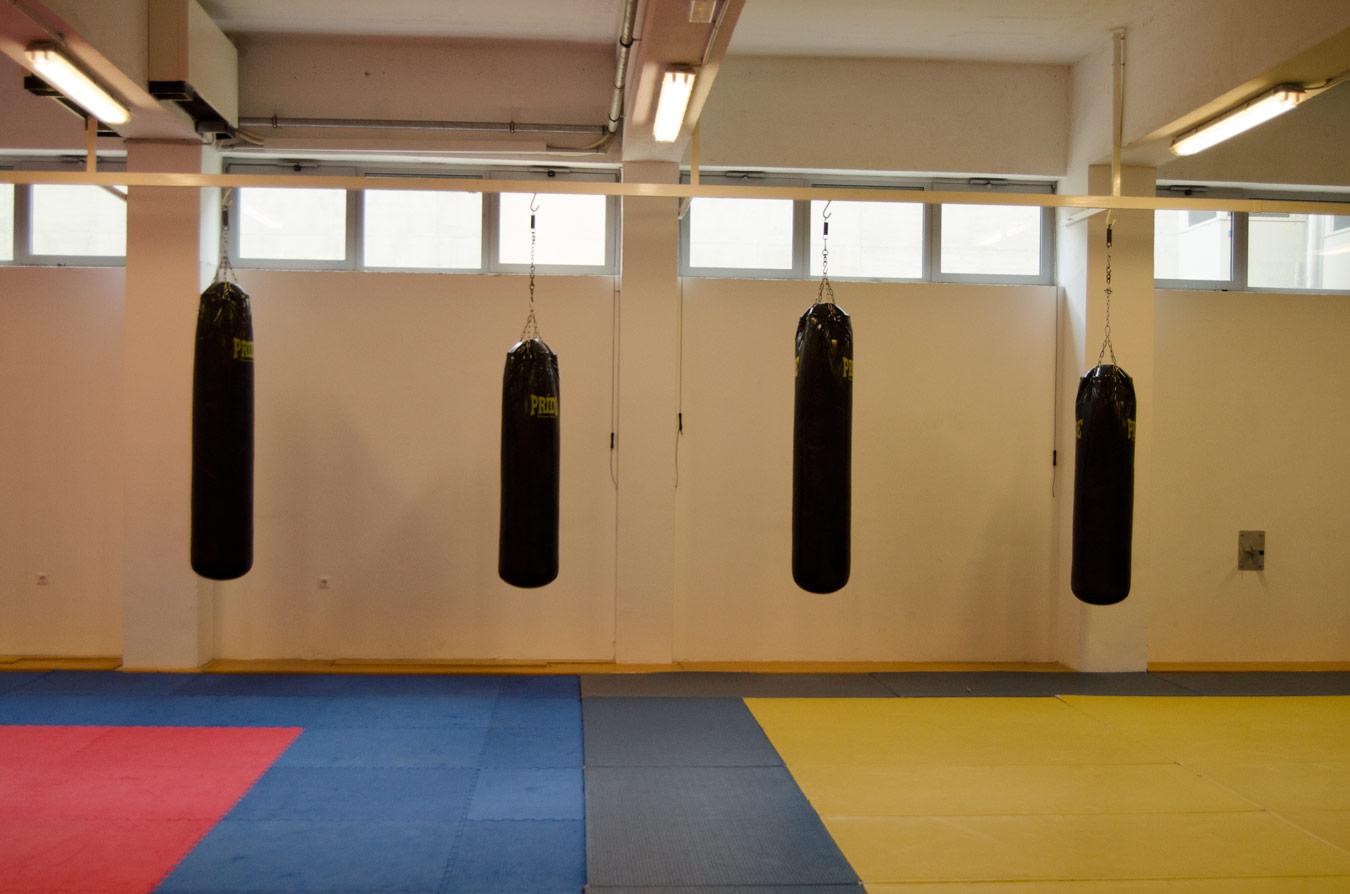Dvorana za kickboks