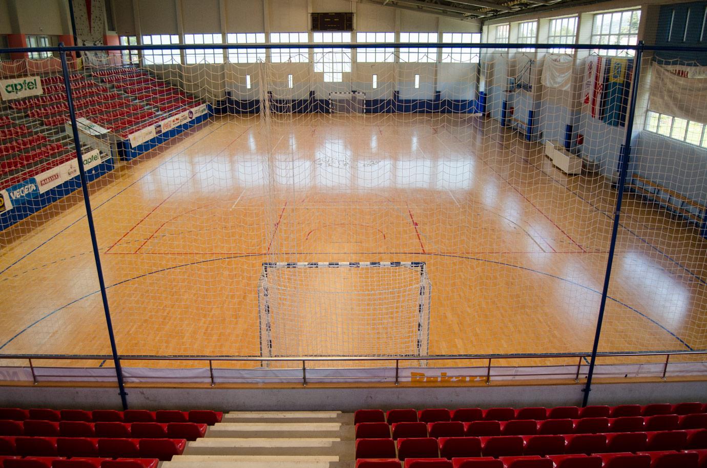 sportska dvorana Makarska