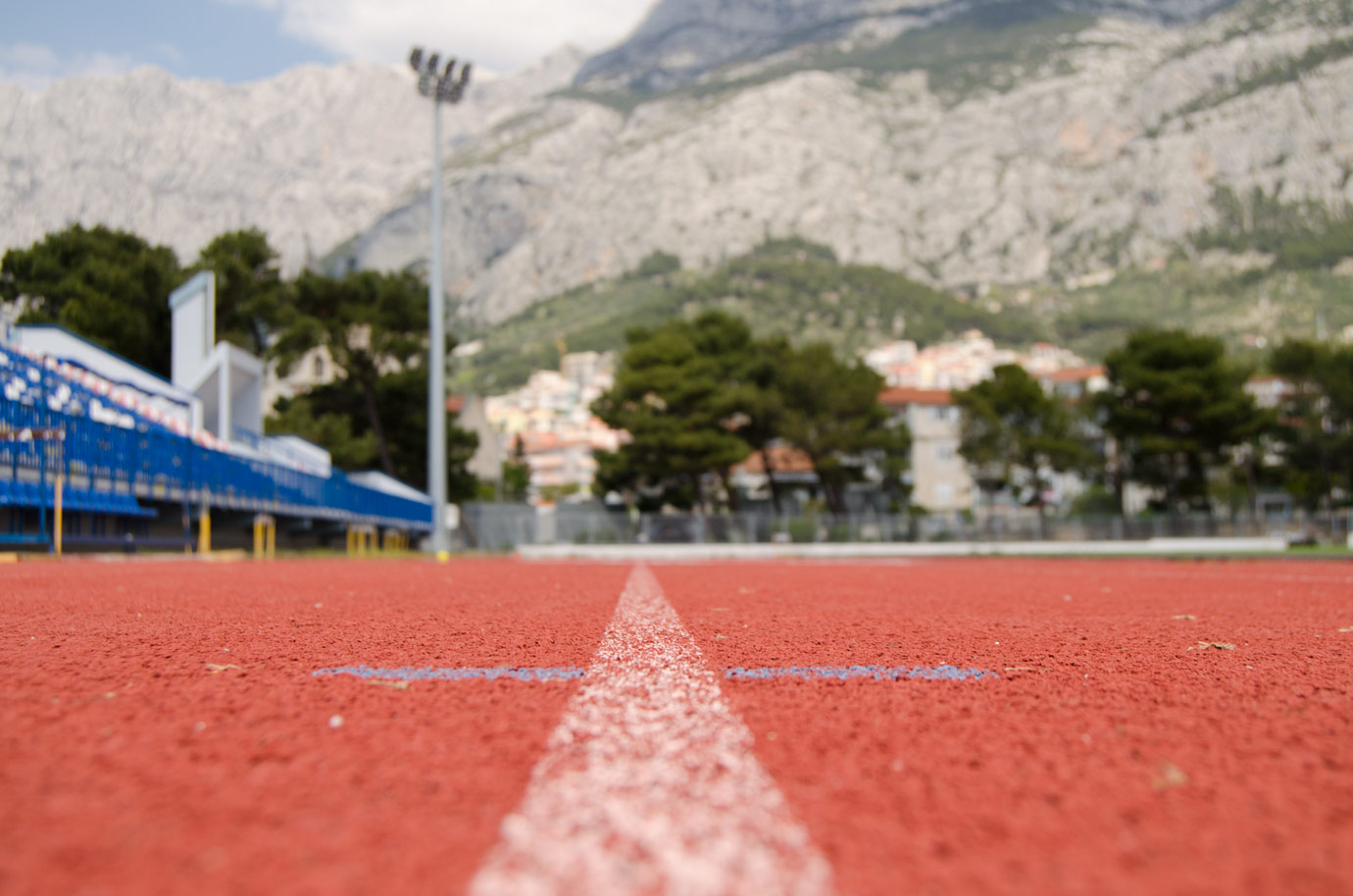 Atletska staza Makarska